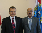 Представители Посольства Белоруссии и Правительства Самарской области провели рабочую встречу